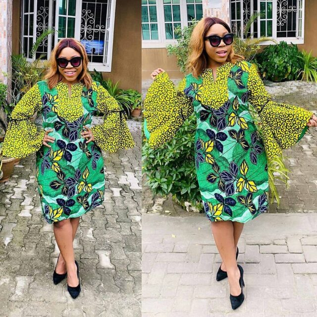 2019 Beautiful African Dressses Designs