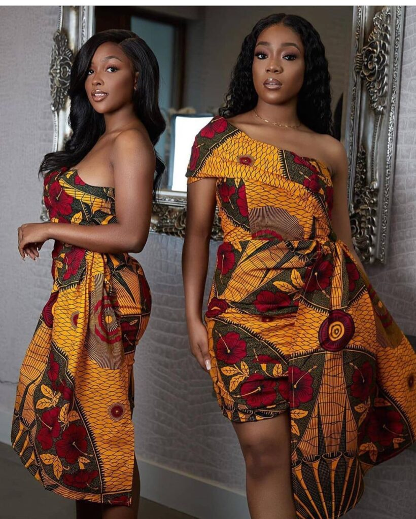 Latest African Women Dresses 2020