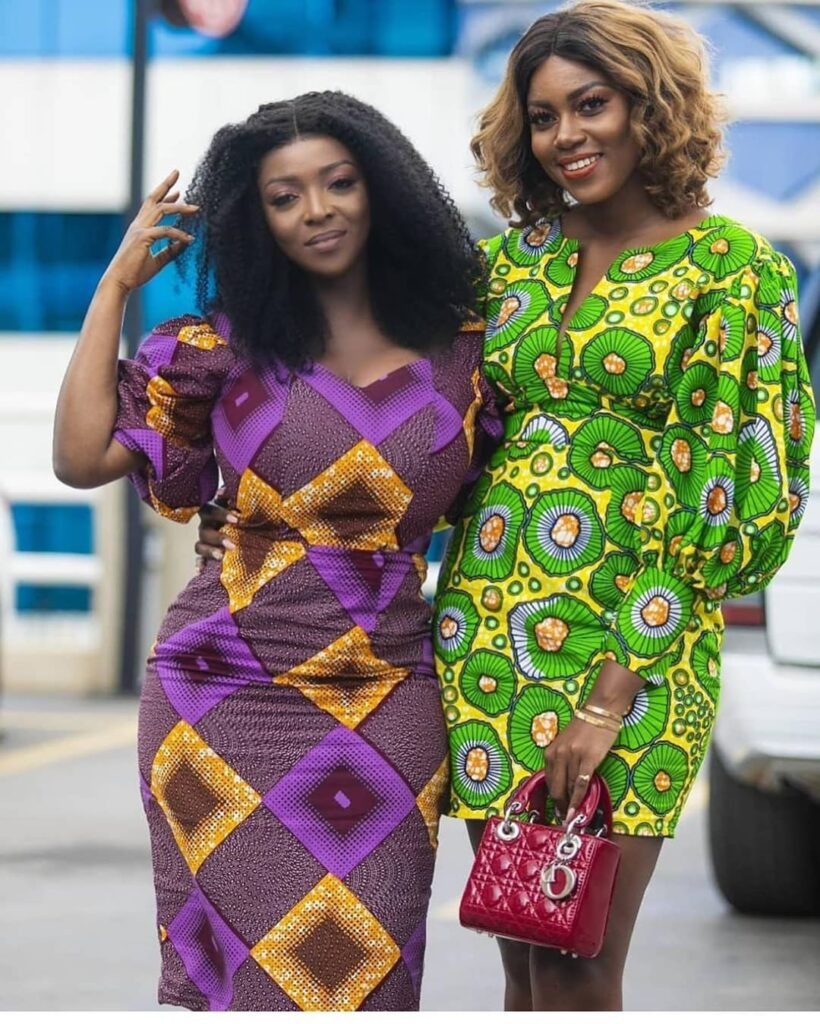 ankara styles gown for ladies 2020