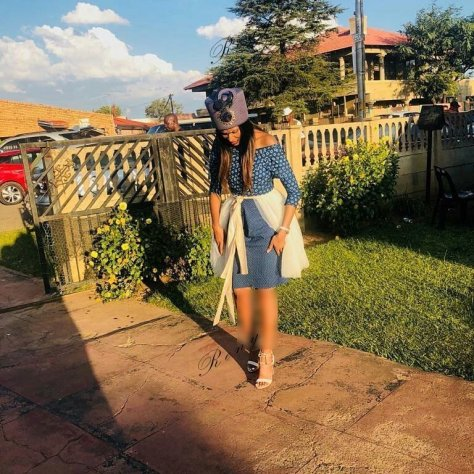 Shweshwe Dresses 2020