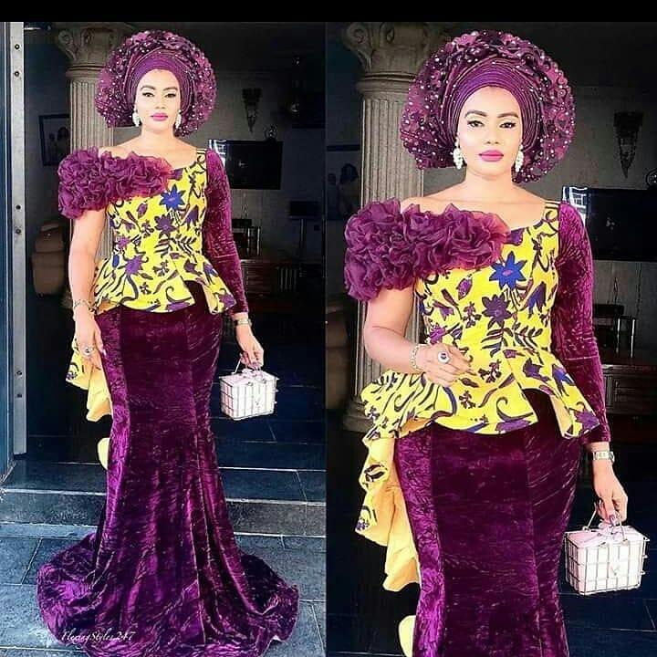 Latest African Dresses 2020