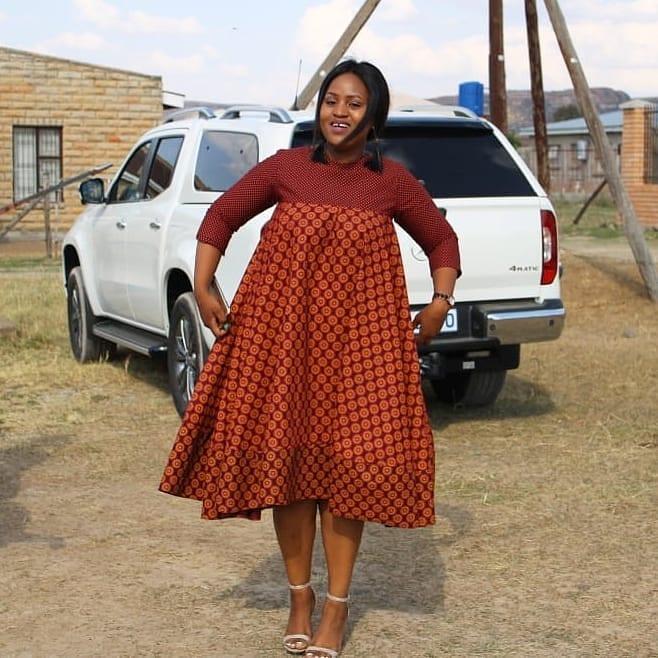 Shweshwe Designs