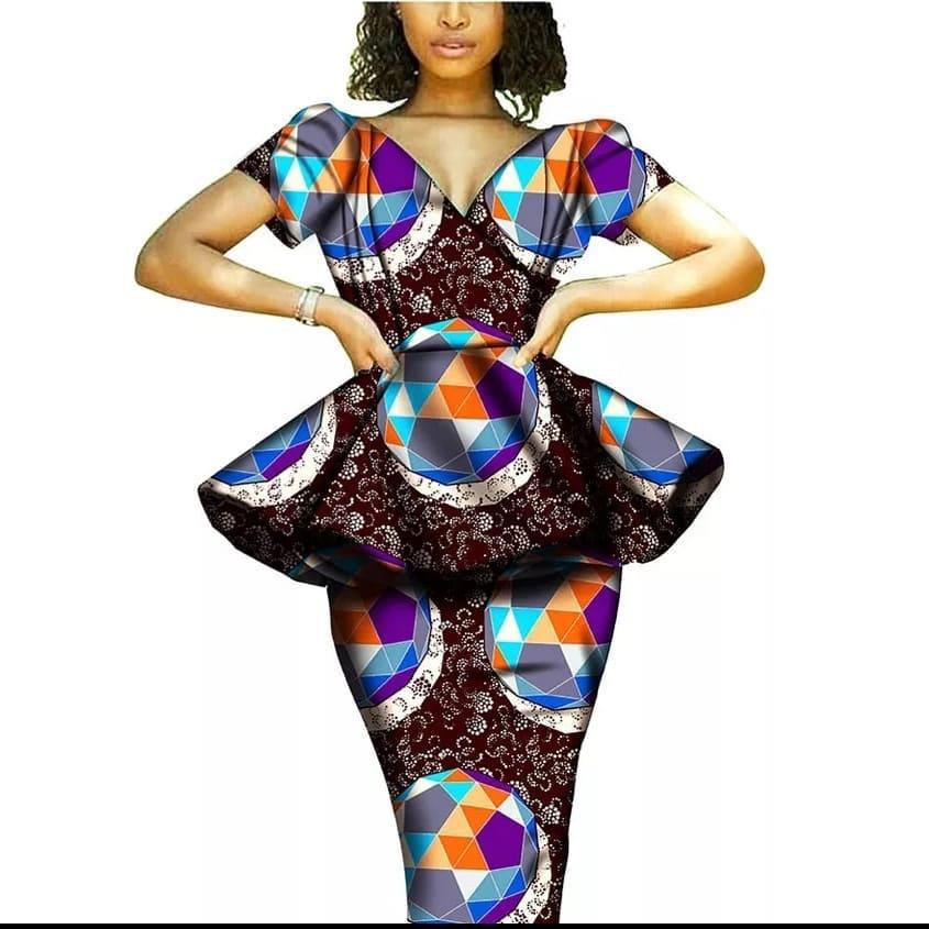 Trending African Ankara Designs