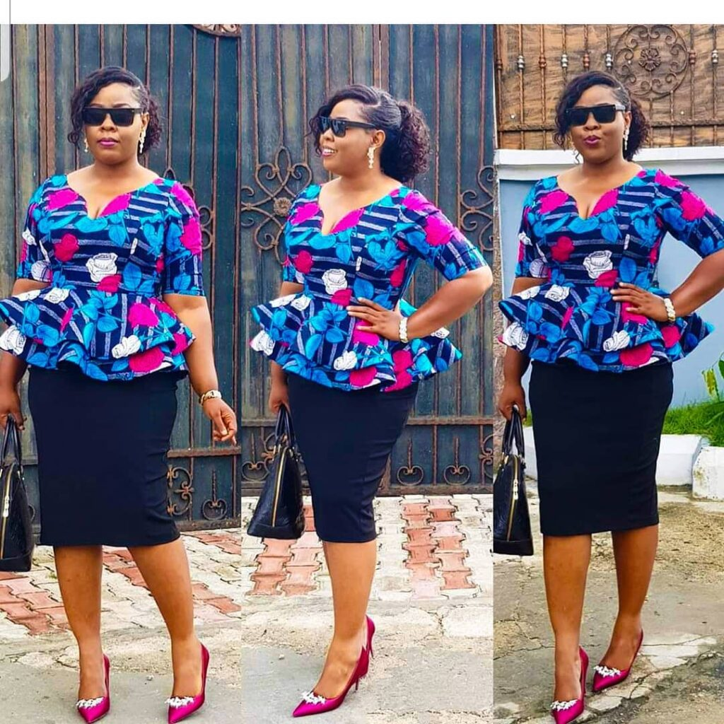 Latest Different Ankara Pictures 2020 for ladies