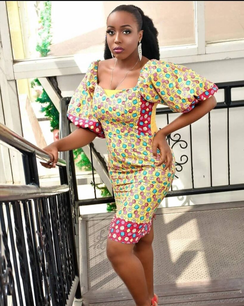 Latest Ankara Gown 2020 for ladies