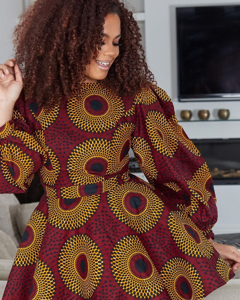 Super Gorgeous African Print Dresses 2020 for ladies
