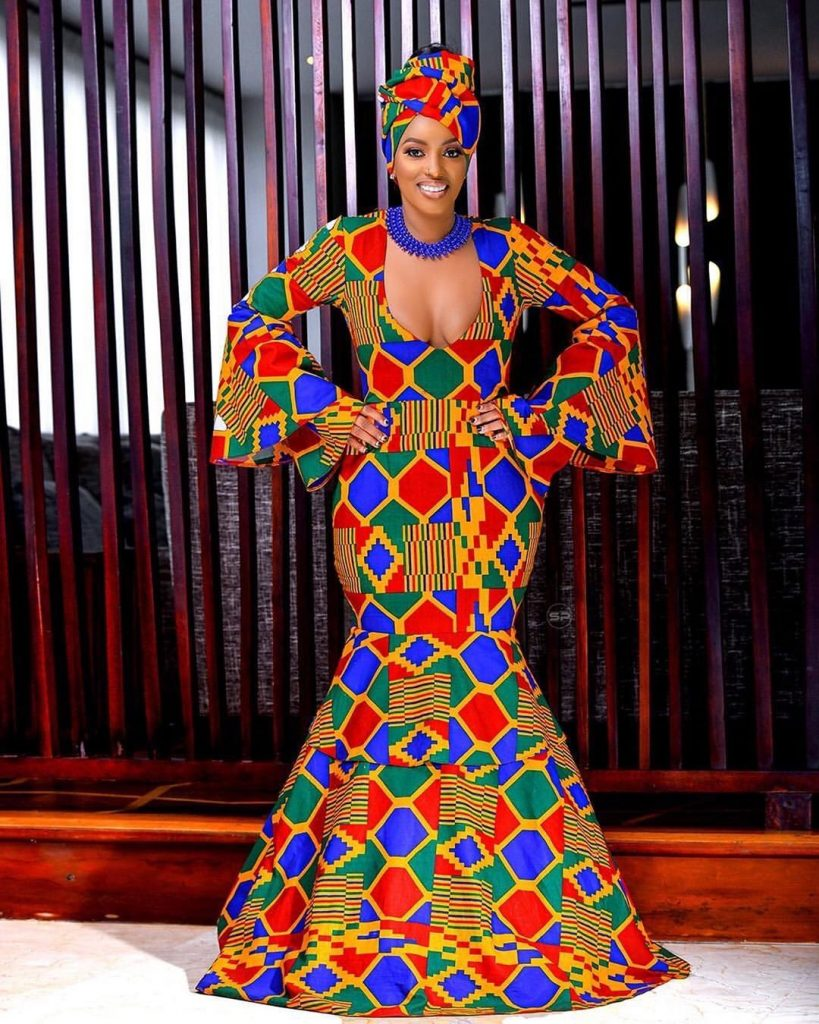 Latest Ankara Styles 2020 for Ladies