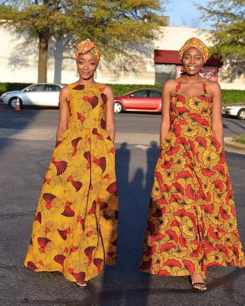 Most Trending African Designs
