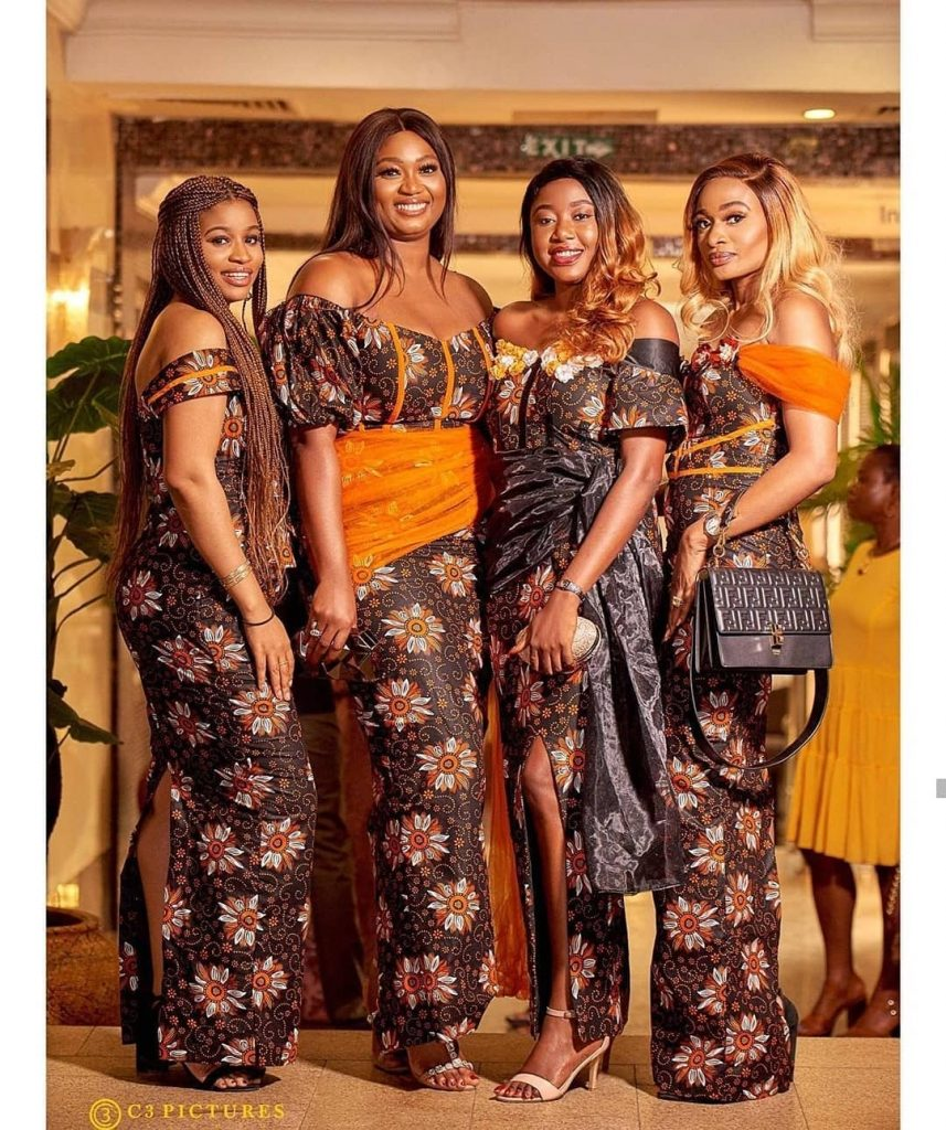 Latest African Designs