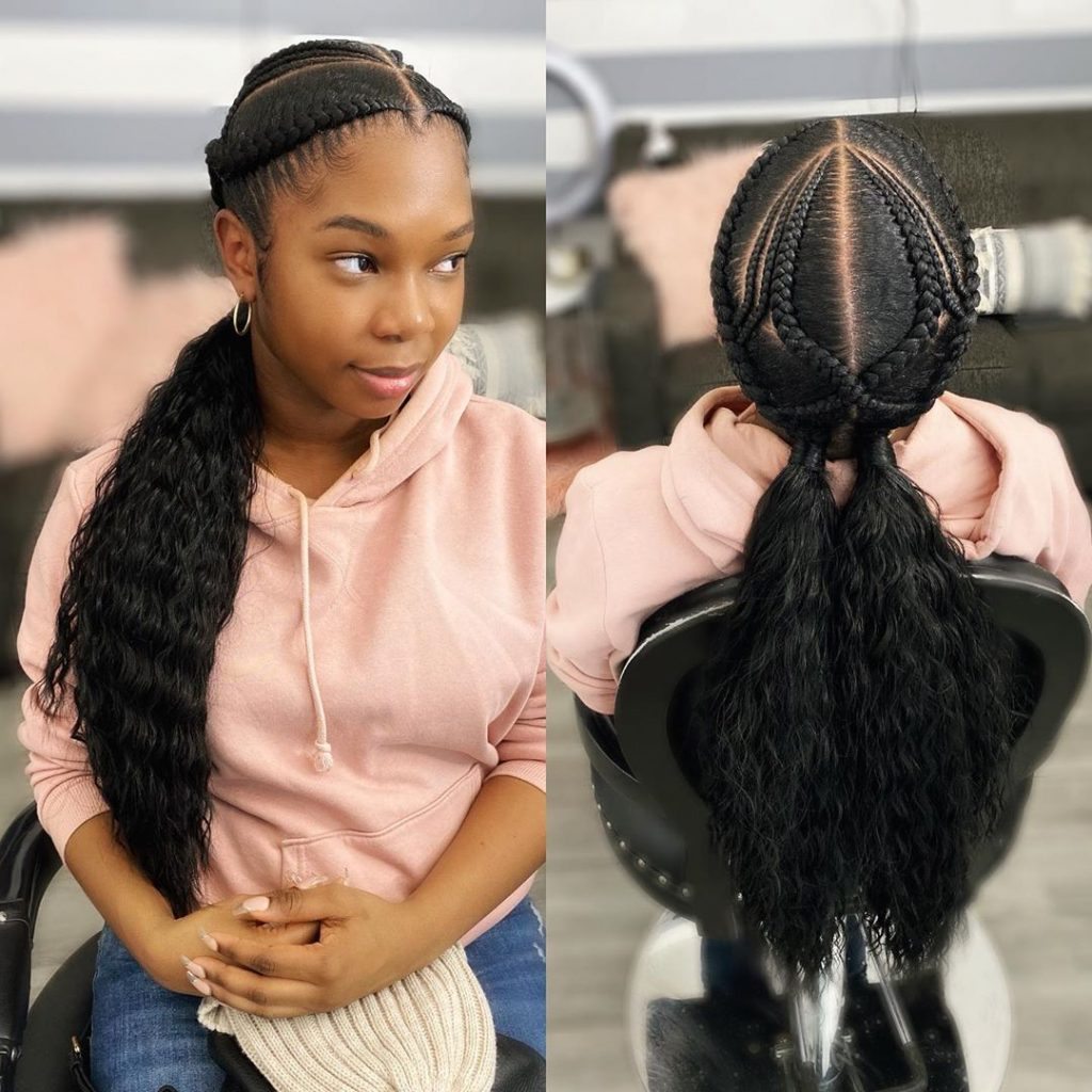 Latest Braids Hairstyles