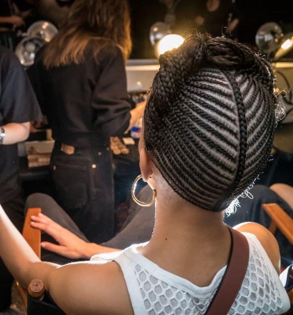 Latest Braids Hairstyles