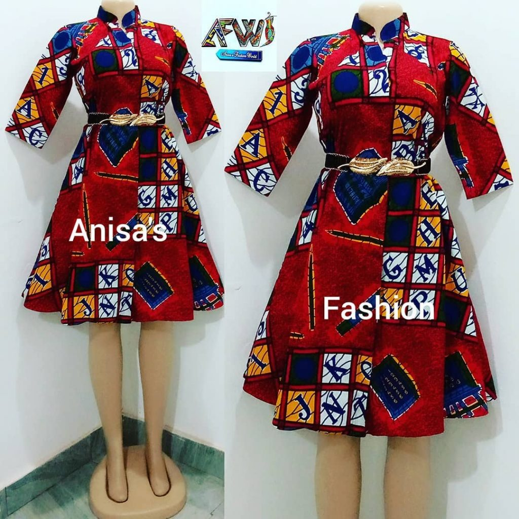 Incredible Ankara Design