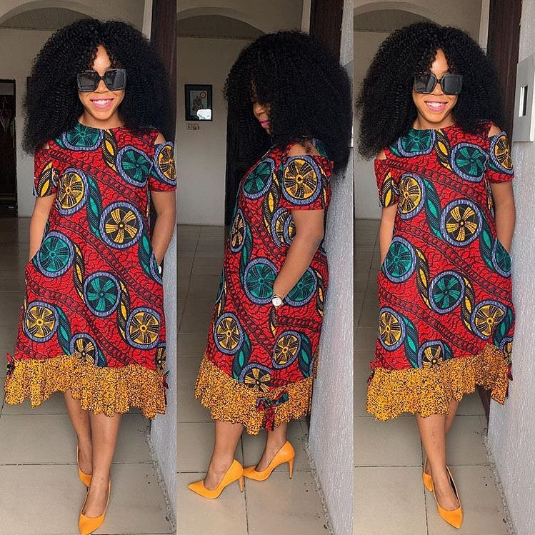 Best African Dresses Designs 2020: Beautiful Ankara and African dresses
