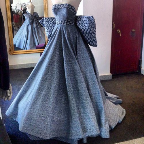 2020 Shweshwe Dresses: Super Gorgeous Dresses For Ladies
