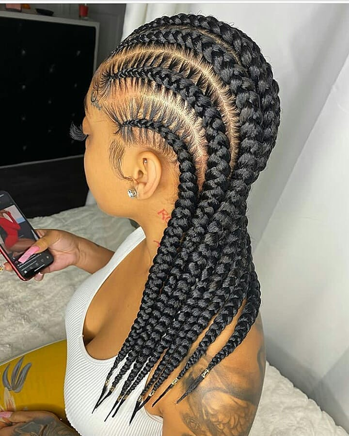 Latest Hairstyles For Ladies In Nigeria 2020 Best Hairstyles For Ladies Chill Out Xclusive Styles