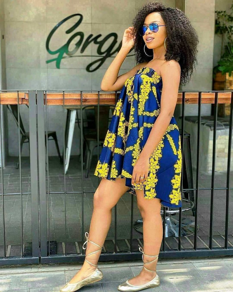 African Dresses Designs Pictures