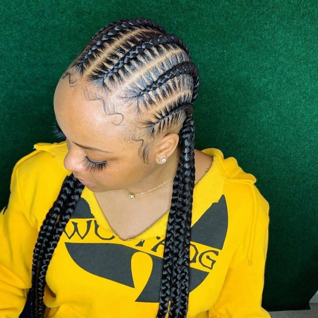 Braided Hairstyles for Black Girls 2020
