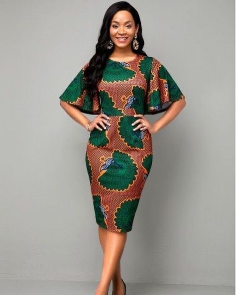 African Dresses 2020 designs: Beautiful dresses for ladies