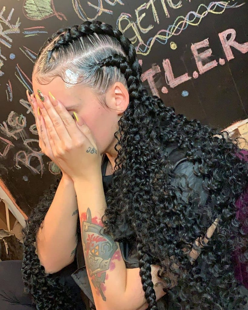 Black Braiding Hairstyles 2020: Latest hairstyles for ladies