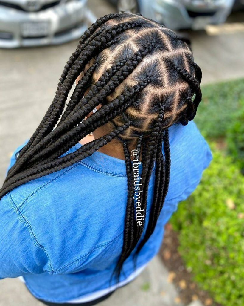 2020 Braiding Hairstyles: New hairstyles for ladies