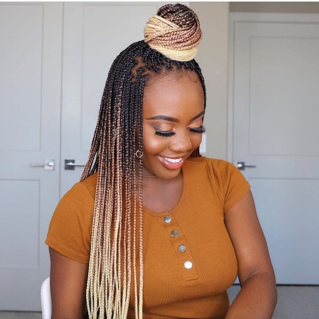 Latest Braided Hairstyles for Black Women: Best Popular hairstyles for ladies