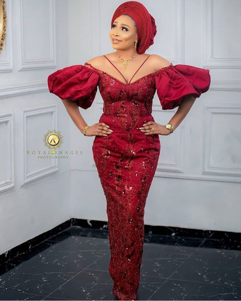 Latest Ankara Long Gown Styles 2020 for Ladies