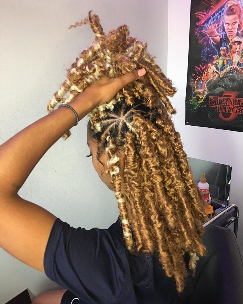 Cute Hairstyles With Weave braids