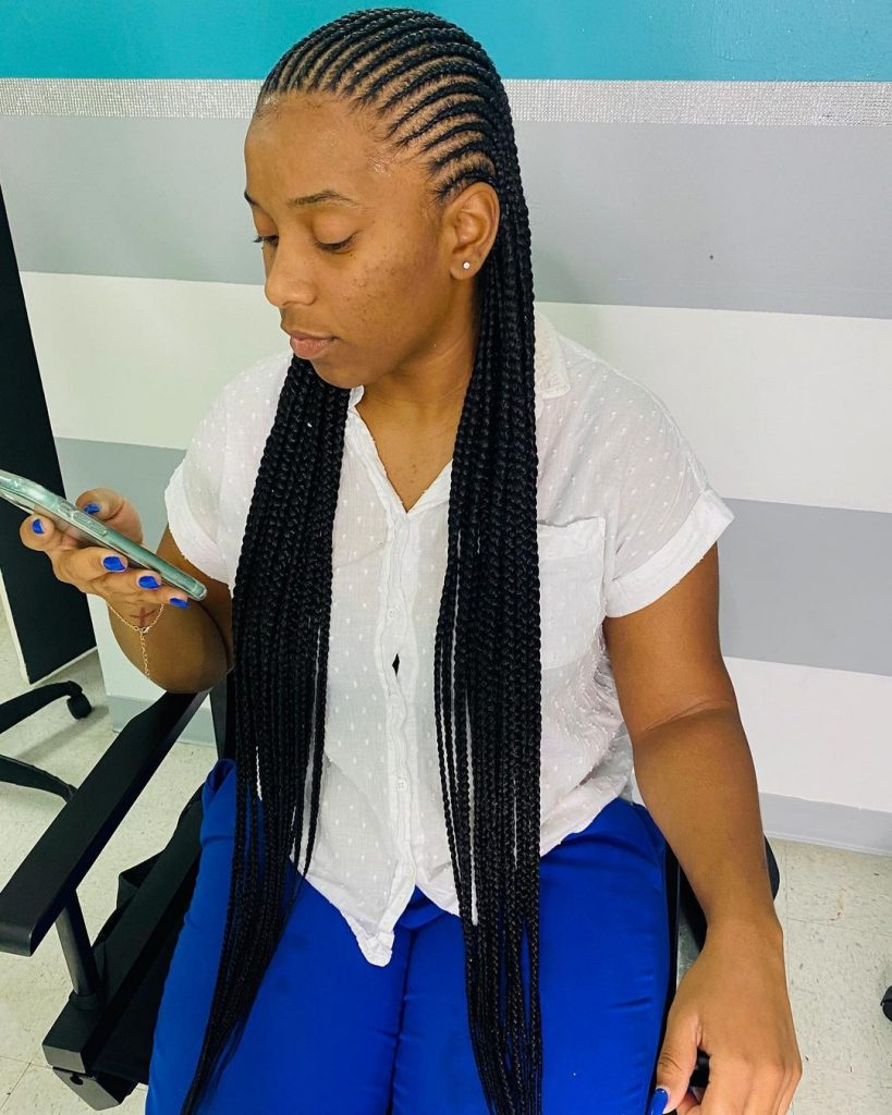 Latest Hairstyles 2020 Female Braids: Beautiful for Ladies