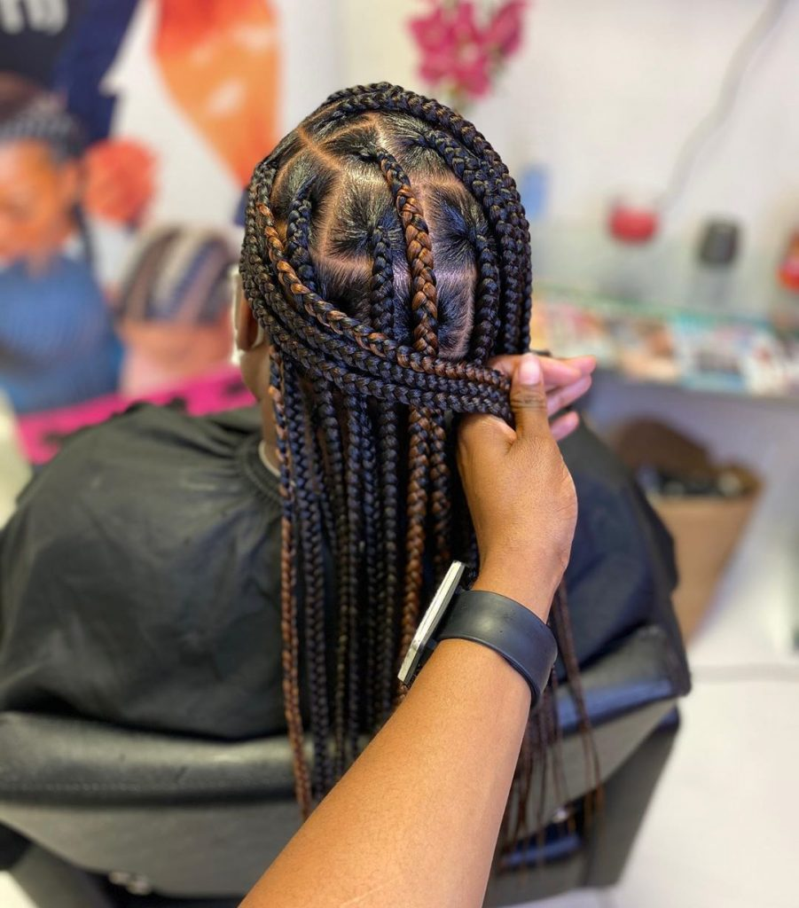 Top 15 Braids Hairstyles Pictures 2020