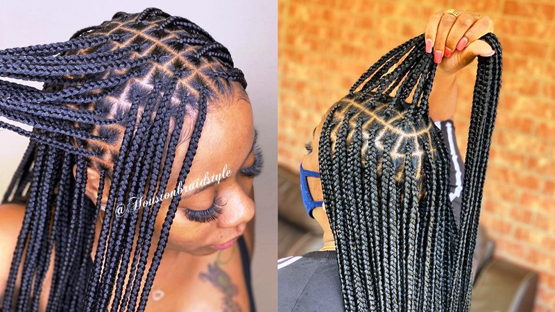 Quick Braiding Styles For Natural Hair 2021 Xclusive Styles