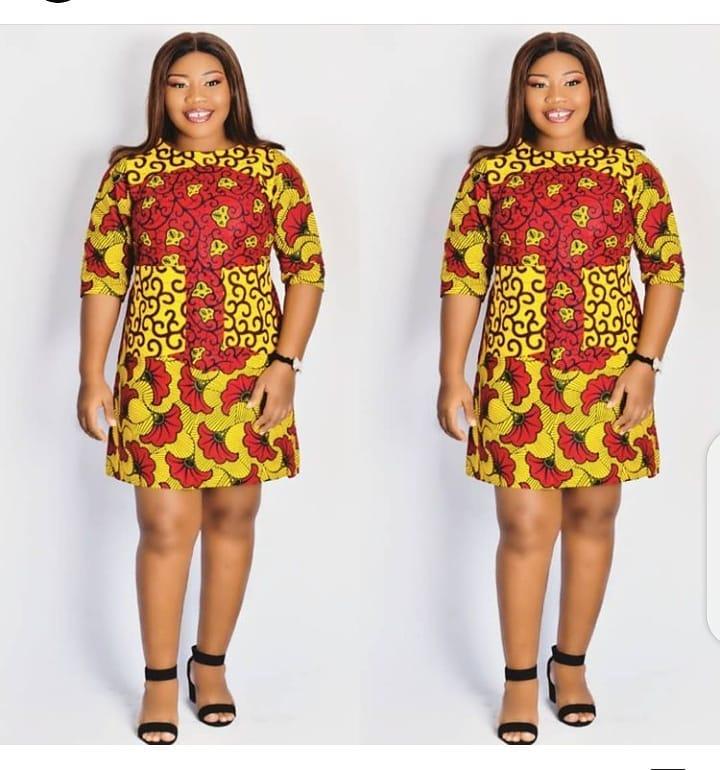 Unique Ankara Styles 2021: Most Trending Dresses for ladies