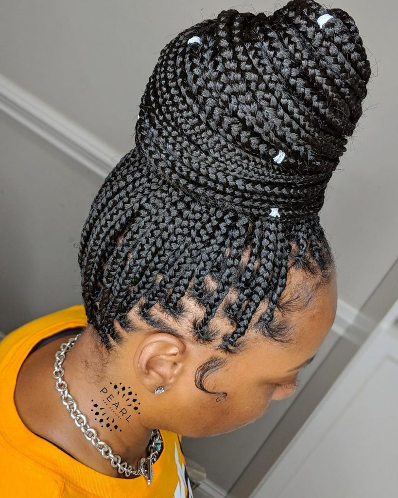 Latest HairStyle for Ladies 2021