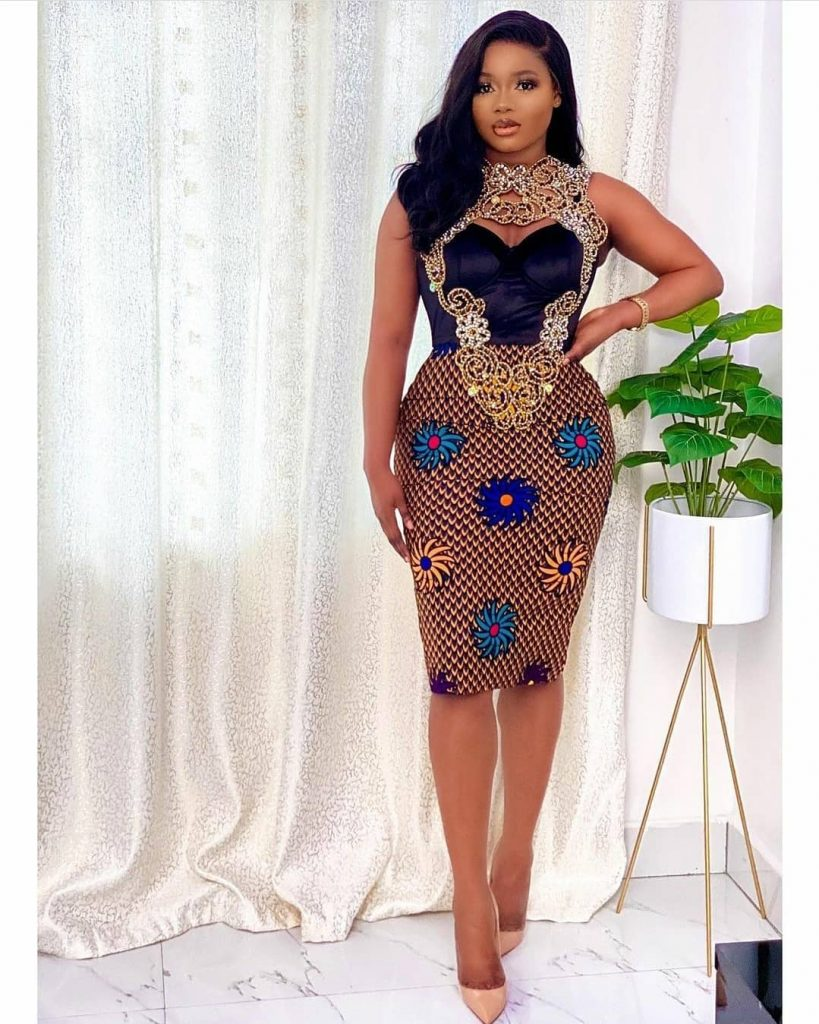 Latest Ankara Styles 2021: Trendy Styles for Ladies