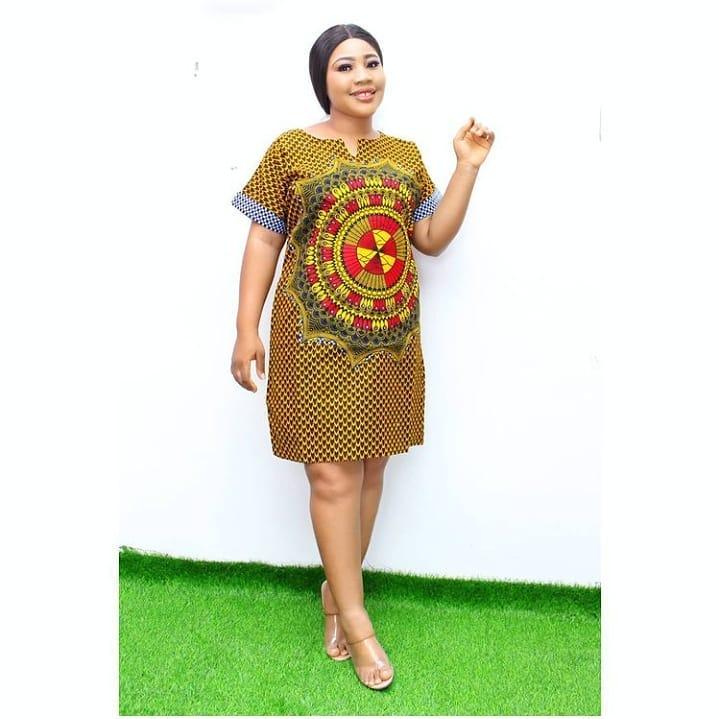2021 Ankara Gown Styles: Best Ankara styles