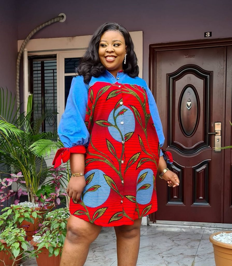 Latest Ankara Gown Styles 2021 for Ladies