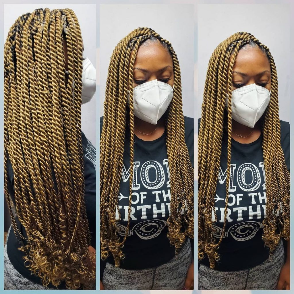 New African Hair Braiding Styles Pictures 2021