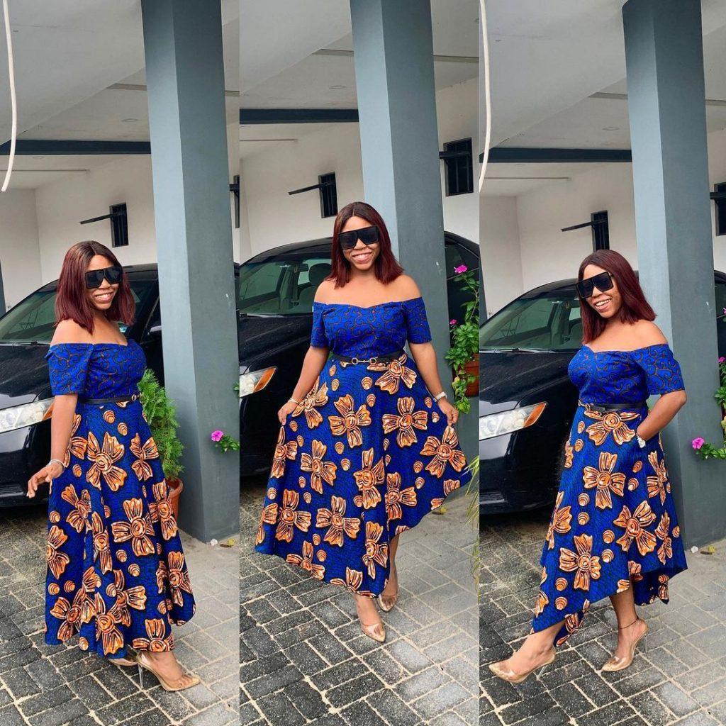 2021 African Ankara Styles for ladies: Gorgeous Designs