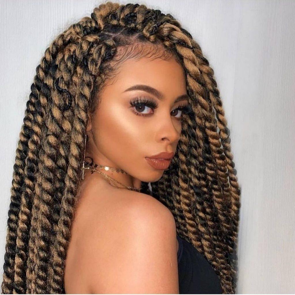 New Braiding styles 2021 For Ladies: Beautiful Braids