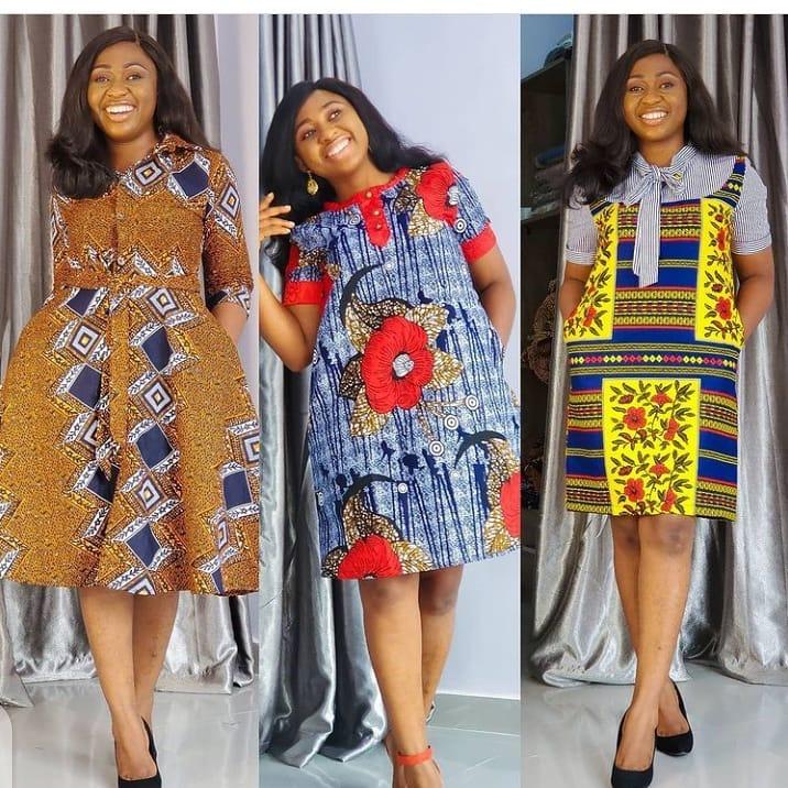 2021 Latest Ankara Styles for ladies